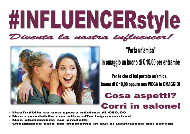 #INFLUENCER STYLE